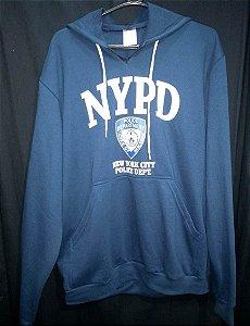 Moletom da polícia de New York