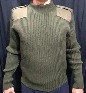 Suéter de lã do exército Norte Americano