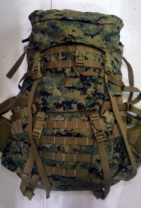 Mochila ILBE (USMC Gen2 ILBE Main Pack MARPAT - Complete with Hip Belt, Lid)