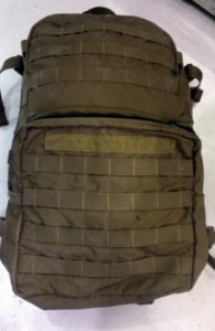 Mochila Eagle Industries Patrol Pack in Coyote USMC RECON MARSOC DEVGRU ARMY Assault