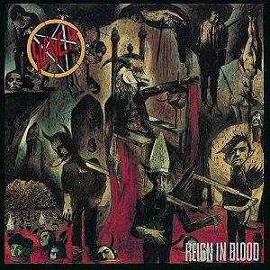 CD - SLAYER - Reign In Blood - Novo (Lacrado)