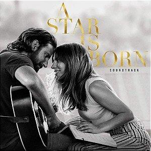 CD - LADY GAGA BRADLEY COOPER - A STAR IS BORN - Novo (Lacrado)