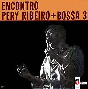 CD - Pery Ribeiro + Bossa 3 - Encontro