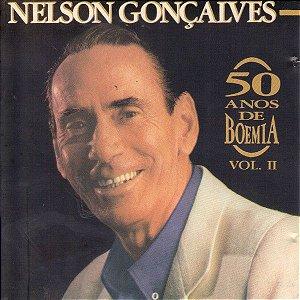 CD - Nelson Gonçalves - 50 Anos de Boemia Vol.II