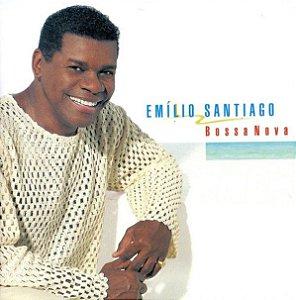 CD - Emilio Santiago - Bossa Nova