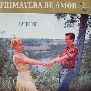 LP - Pat Boone – Primavera De Amor
