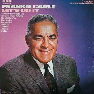 LP - Frankie Carle – Let's Do It (Importado US)