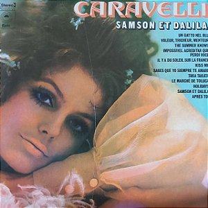 LP - Caravelli – Samson Et Dalila (Importado França)