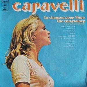 LP - Caravelli – La Chanson Pour Anna / The Entertainer