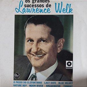 LP - Lawrence Welk - Os Grandes Sucessos de Lawrence Welk