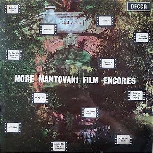 LP - Mantovani And His Orchestra – More Mantovani Film Encores (Importado UK)