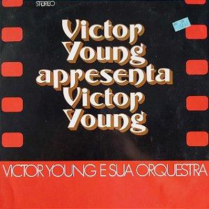 LP - Victor Young e Sua Orquestra - Apresenta Victor Young