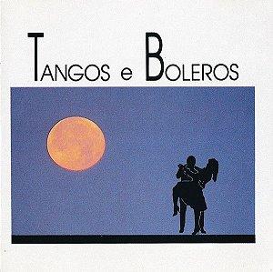 CD - Tangos E Boleros – Tangos E Boleros (Vários Artistas)