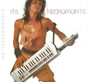 LP - Via Negromonte - Noites Sem Dormir (Vários Artistas)