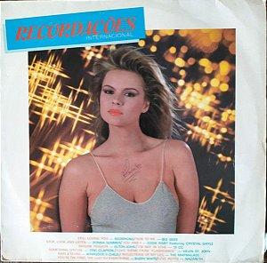 LP - Recordações Internacional (Vários Artistas)