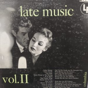 LP - Late Music Volume II (Vários Artistas) (Importado US)