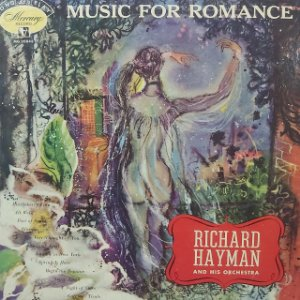 LP - Richard Hayman And His Orchestra – Music For Romance