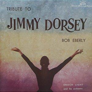 LP - Bob Eberly - Tribute To Jimmy Dorsey