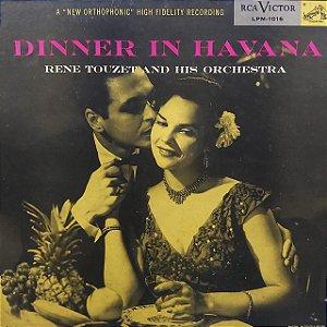 LP - Rene Touzet And His Orchestra – Dinner In Havana(Importado US)