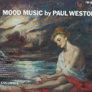 LP - Paul Weston And His Orchestra – Mood Music by Paul Weston (Importado US)