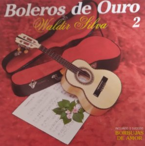 CD - Waldir Silva - Boleros de Ouro 2