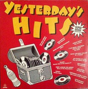 LP - Yesterday's Hits (Vários Artistas)