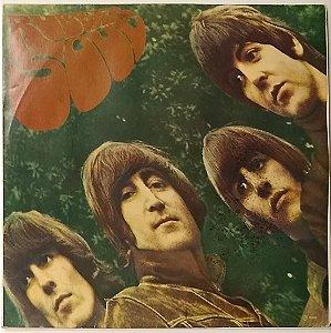 LP - The Beatles – Rubber Soul (1974)