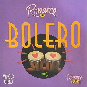 CD - Manolo Otero - Romance In Bolero