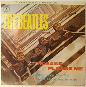 LP - The Beatles – Please Please Me (1963)