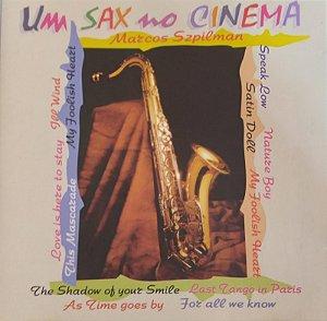 CD - Um Sax No Cinema