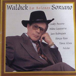 CD - Waldick Soriano - Em Boleros