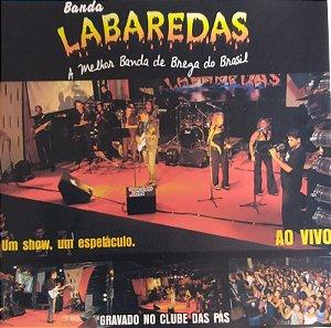CD - Banda Labaredas - A Melhor Banda de Brega do Brasil - Ao Vivo