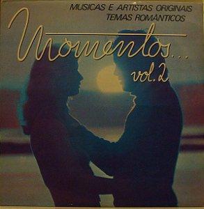 LP - Momentos...Vol.2 (Vários Artistas)