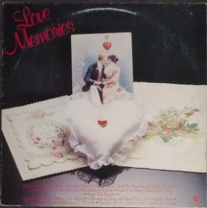 LP - Love Memories (Vários Artistas)