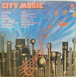 LP - City Music (Vários Artistas)