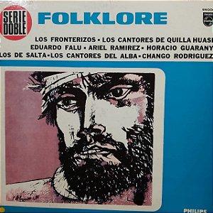 LP - Folklore (Vários Artistas) (Importado Argentina)