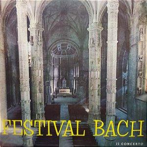 LP - Festival Bach - II Concerto
