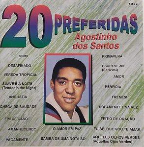 CD- Agostinho dos Santos - 20 Preferidas