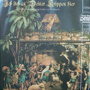 LP - Thomanerchor Leipzig, Hans-Joachim Rotzsch – Ich Steh An Deiner Krippen Hier (Importado Alemanha)