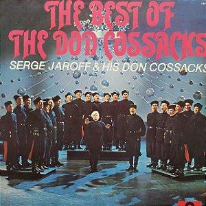 LP - Serge Jaroff & His Don Cossacks – The Best Of The Don Cossacks (Importado UK)