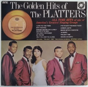 LP - The Platters – The Golden Hits Of The Platters