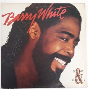 LP - Barry White - The Right Night & Barry White