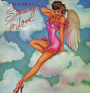 LP - The Wonder Band - Stairway To Love