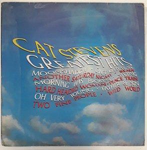 LP - Cat Stevens - Greatest Hits  (1982)