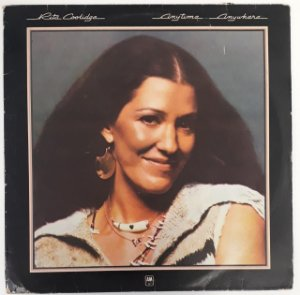 LP - Rita Coolidge - Anytime...Anytime