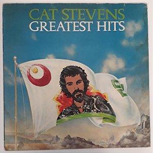 LP - Cat Stevens - Greatest Hits (1975)