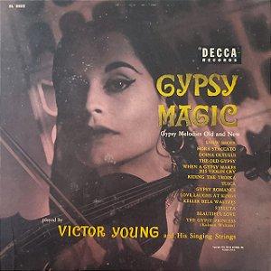 LP - Victor Young And His Singing Strings – Gypsy Magic (Importado US)