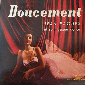 LP - Jean Paques Et Sa Musique Douce – Doucement