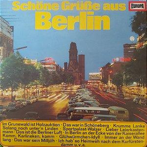 LP - Schöne Grüße Aus Berlin (Vários Artistas) (Importado Alemanha)