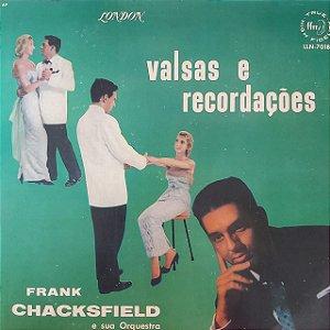 LP - Frank Chacksfield - Valsas e Recordações